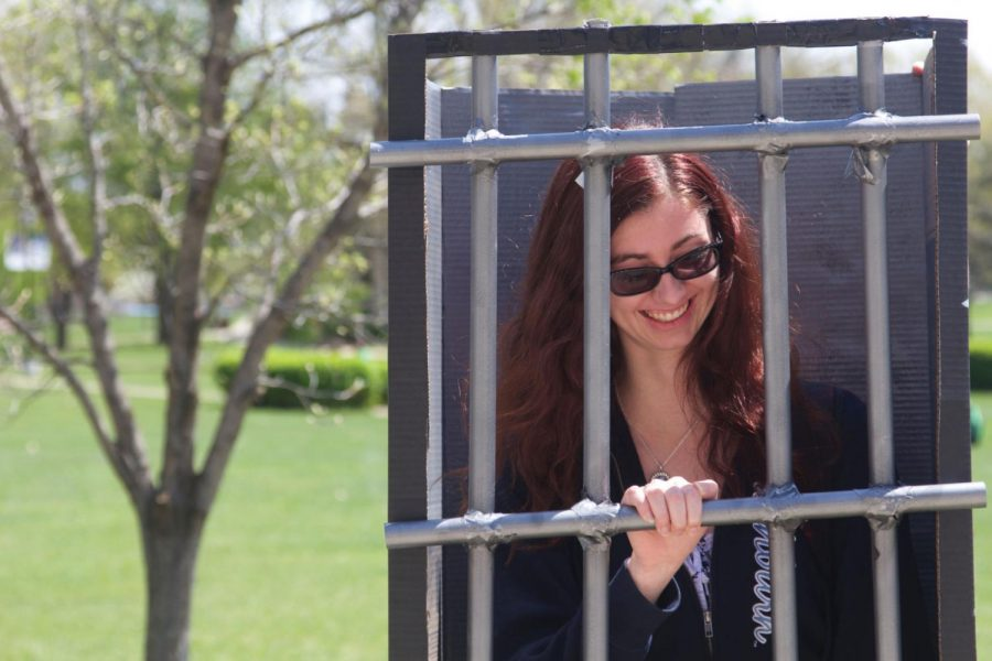 Young Americans for Liberty raise awareness for Incarceration