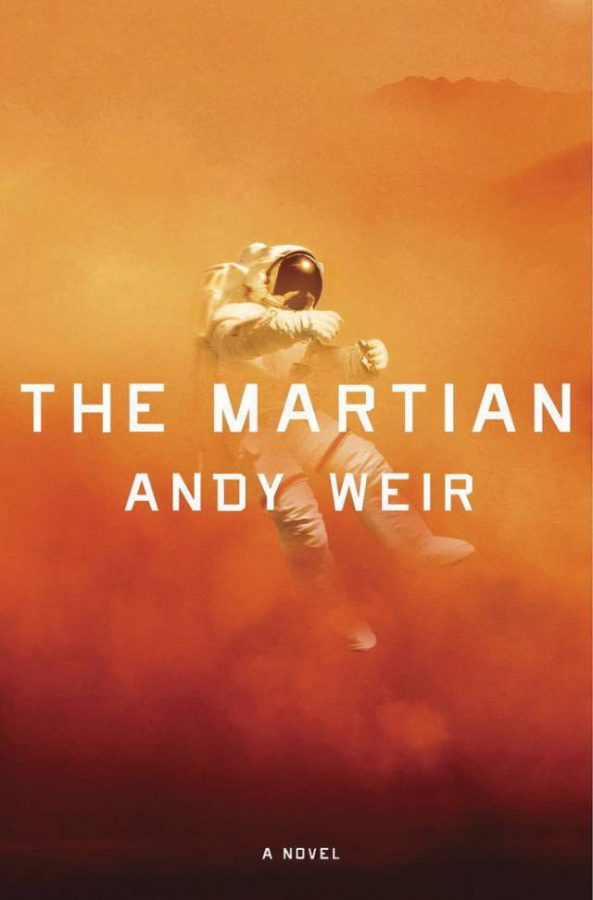 The Book Owl: The Martian by Andy Weir (4/5 stars)