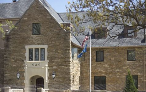 Washburn University's chapter of Phi Theta Delta fraternity is under investigation after sexually explicit texts, photos came to light.