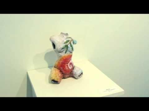 Madeleine Shrock senior art show