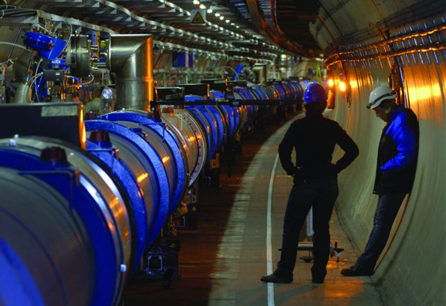 Large Hadron Collider restarts after two years upgrading