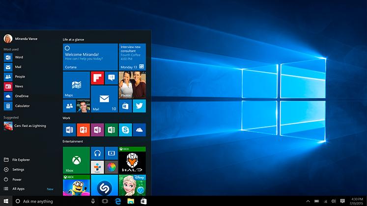 New Windows 10 platform sparks debate among users