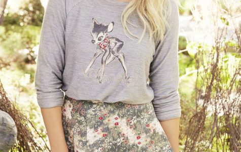 Bambi reappears in Disney clothing line