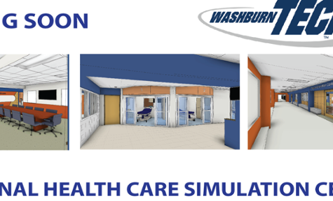 Washburn Tech opens new health care lab