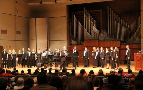 A guest appearance by the WashburnUniversitySingersprecedes the High School Showcase Concert.