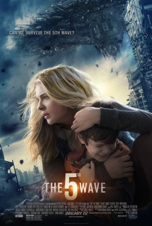 "While a compelling premise, ""The Fifth Wave"" falls flat. Chloë Grace Moretz did her best in a lack-luster project."