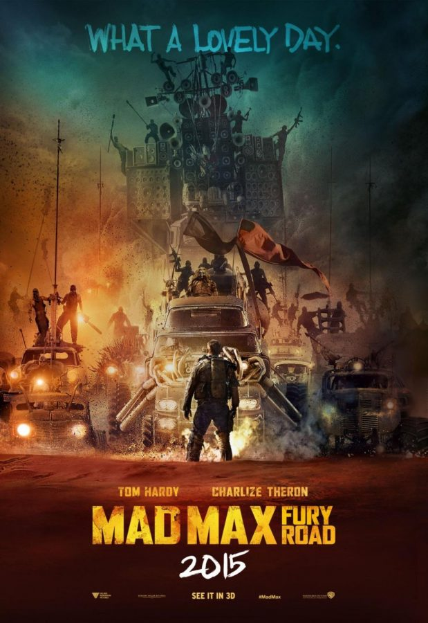 Photo courtesy of Warner Bros. Pictures. Max faces off against Immortan Joe and his War Boys. Mad Max was the latest installment in the franchise after a 30 year hiatus, and the highest grossing.