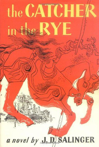 Carousel Cover: The book's iconic cover introduces the carousel, an important symbol in the story.