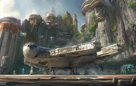 Hans Solo announces 'Star Wars' theme park