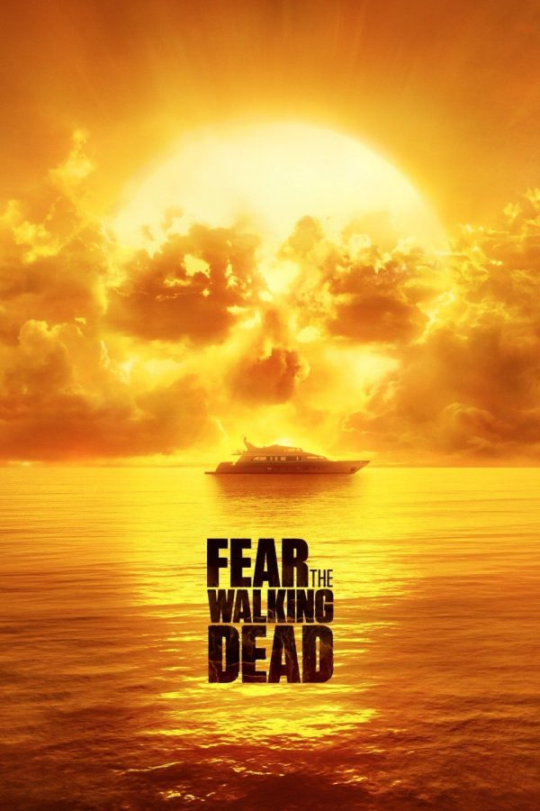 "Swimming zombies in ""Fear the Walking Dead"" and the evolution of zombie fiction"