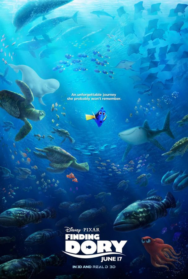 Pixar knocks it out of the park with 'Finding Dory'