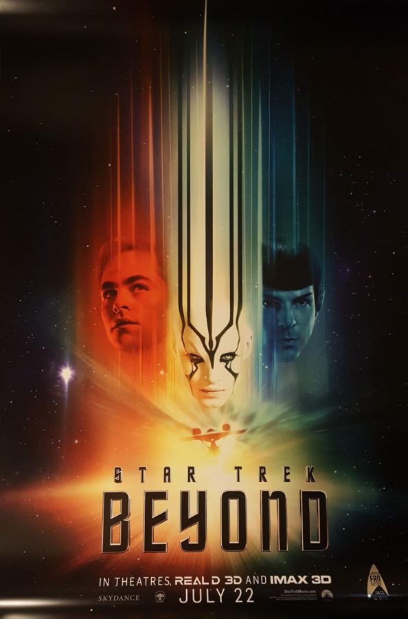 'Star Trek Beyond' sets phasers to fun