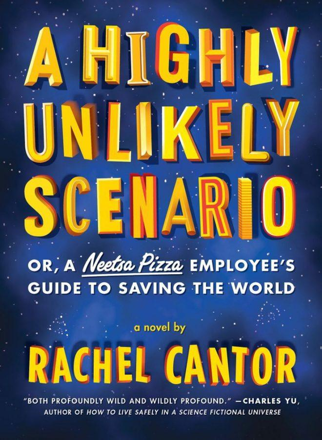 """A Highly Unlikely Scenario"" is author Rachel Cantor's first solo novel, as well as her best known work. She has co-written three other works, and published ""Good On Paper,"" a contemporary novel, January 2016."