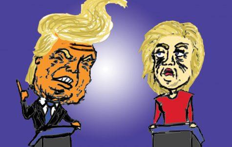 Trump v. Clinton: Fact checking first debate