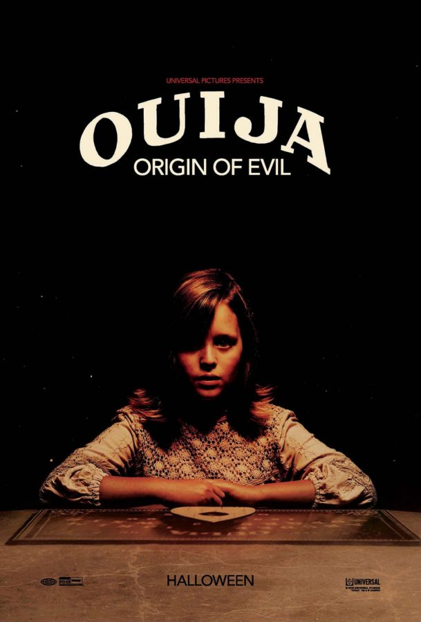 "Possessed: There's something wrong with little Doris Zander in ""Ouija: Origin of Evil,"" a prequel to 2014s ""Ouija."" The original film grossed over $100 million on a $5 million budget."