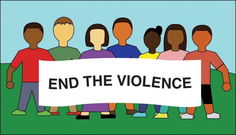 Week Without Violence educates on domestic violence