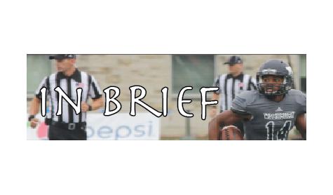 Sports Briefs - 11/10/16