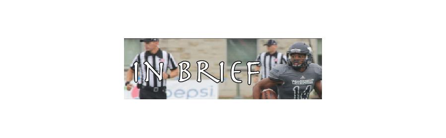 Sports Briefs - 11/30/16
