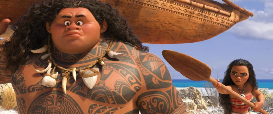 Moana warms up winter audiences