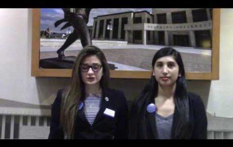 Victoria Toothaker and Sarah Arriaga - WSGA 2017 Platform Video