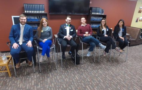 Debate double-play for WSGA candidates