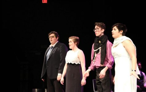 Departments collaborate in 'Grand Night for Singing'