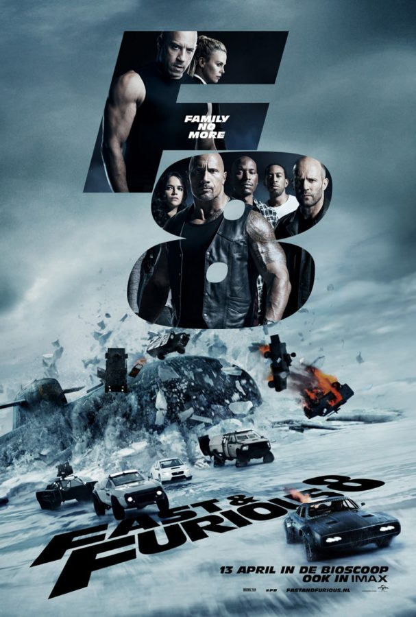 'Fate of the Furious' delights, excites audiences