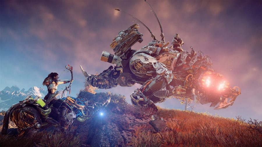 'Horizon Zero Dawn' revamps monster hunting games