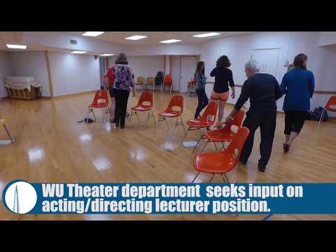 Washburn Theater Department hosting free acting class