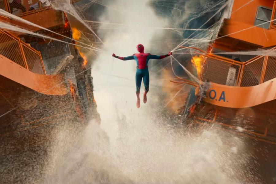 Origin-less:Sony and Marvel made the smart choice of not portraying the tired and overdone origin story of Spider-Man that so many are familiar with.