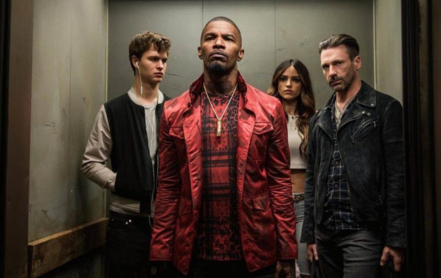 """""""Baby Driver"""" blends action, music seamlessly"""