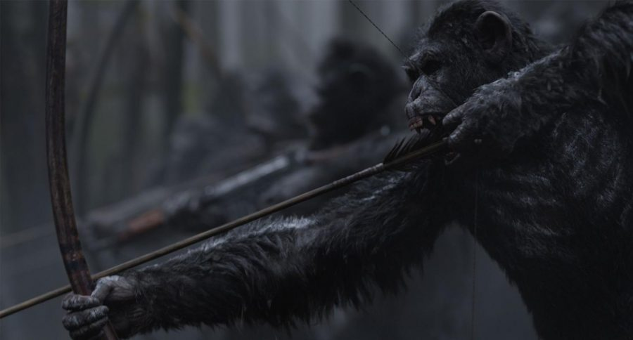 """War for the Planet of the Apes"" ends trilogy perfectly"