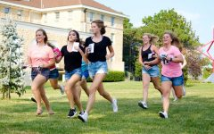 Washburn sororities welcome new members