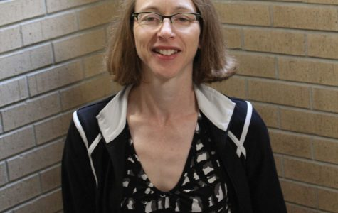 New perspective: Julie Noonan is Washburn's new assistant theatre professor, bringing a new perspective on musicals to the department.