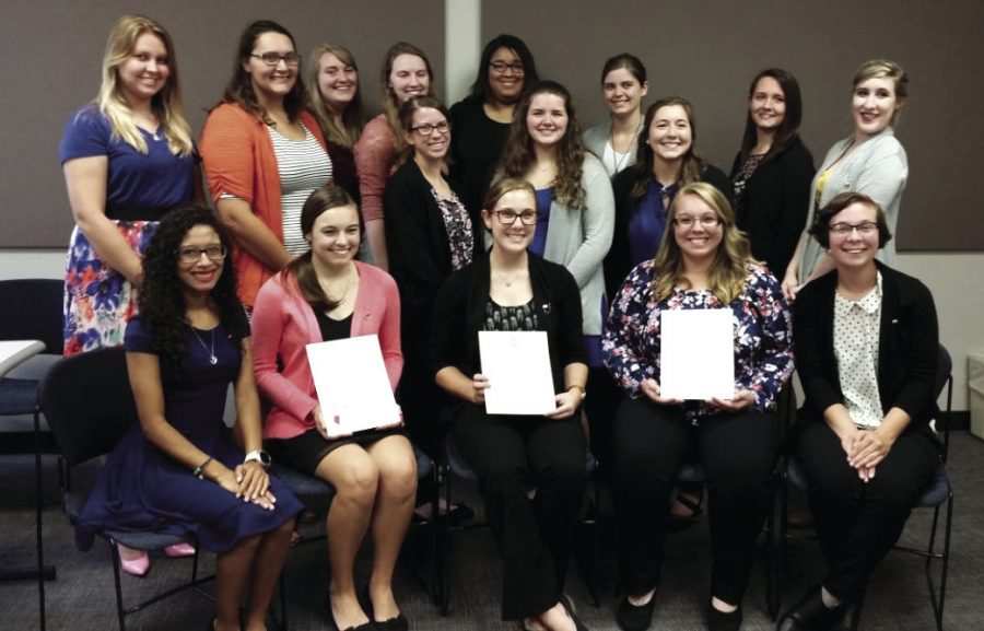 Washburn's SAI chapter wins national award
