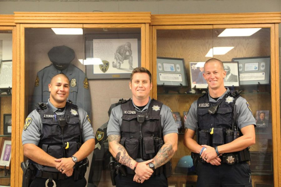 Upcoming Bods for Blues celebrates law enforcement