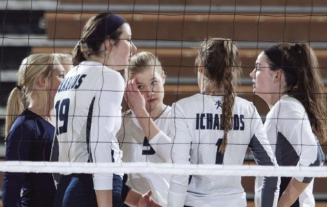 Washburn volleyball loses two straight with three games left