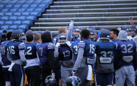 Ichabods practice for the Heart of Texas Bowl in Copperas Cove, Texas