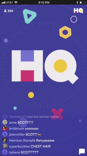HQ Trivia reaches sky high attention as a revolutionary new app