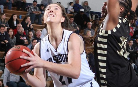 Women's basketball drops second loss of the season against Hornets