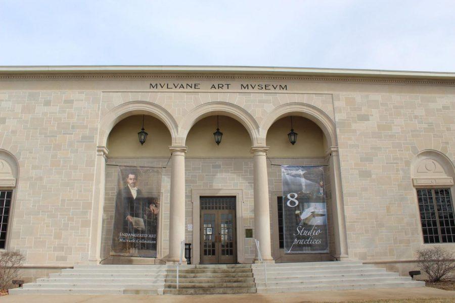 Mulvane's Endangered Art Show