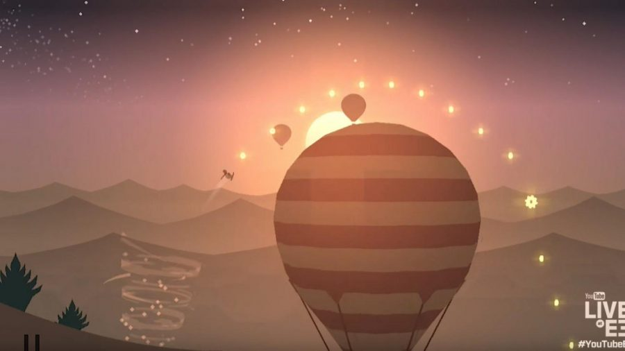 "Long-time coming: ""Alto's Odyssey"" has been in development for a really long time. The game keeps many of the mechanics of the previous game in the ""Alto"" series, such as these coins you can collect which can be used to purchase powerups that will give you a few more advantages. The game adds spots that launch you into the air that resemble tornadoes."