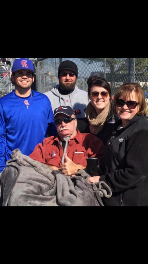 More than just baseball: Jack Christian and his hidden role model