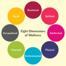 Adding the eight dimensions of wellness to your life