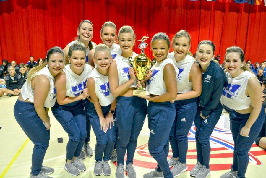 Dancing Blues win at Nationals