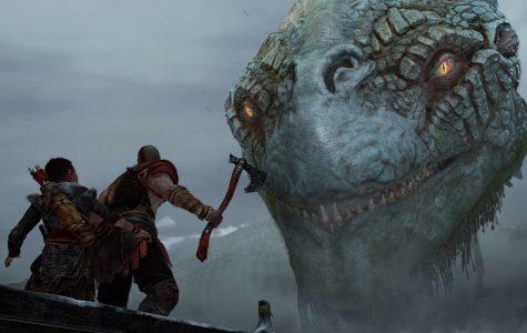 'God of War' delivers huge spectacle, engaging story