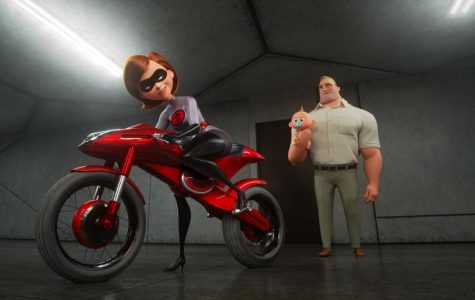 'Incredibles 2' brings beautiful animated action with interesting perspective