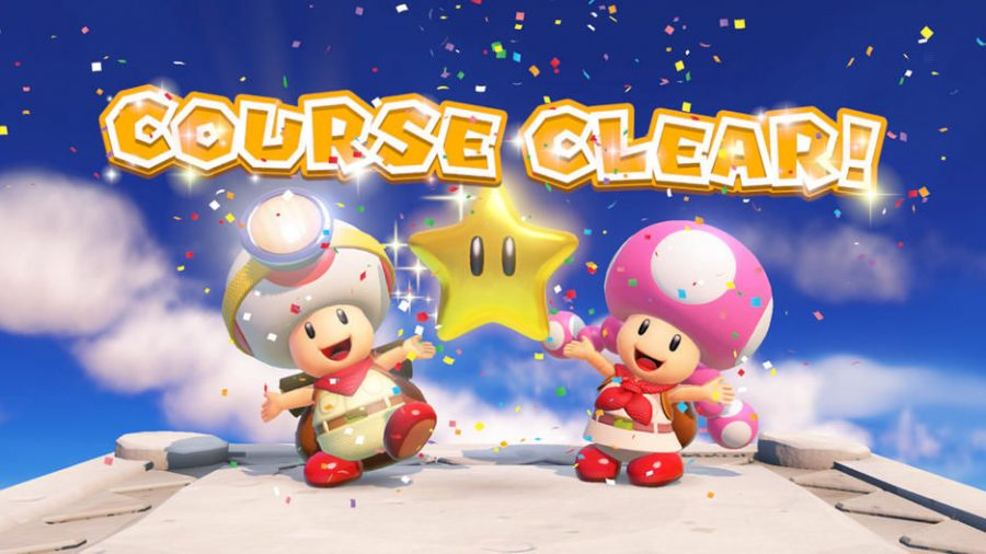 Toadette+and+Toad+complete+the+puzzle