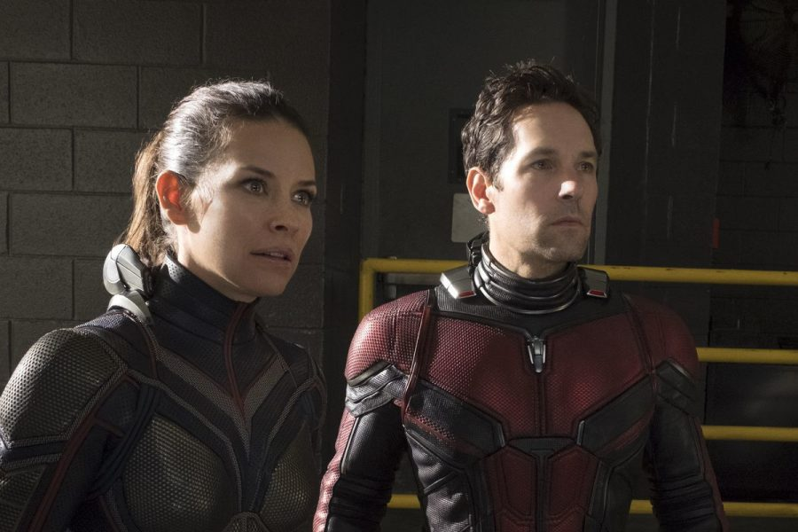 """Ant-Man and the Wasp"" plays if safe, keeps things small"