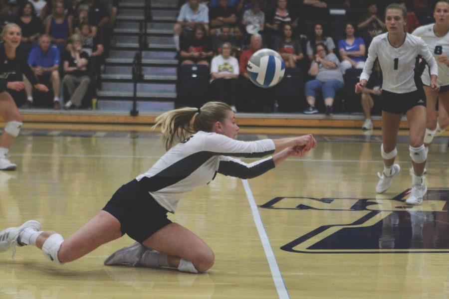 Bods on top: Volleyball team remains undefeated